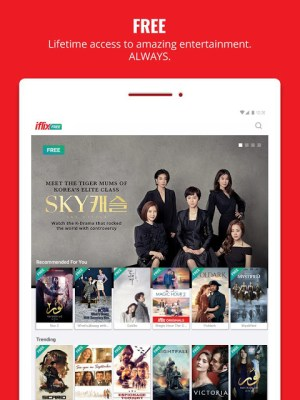 iflix 3.35.0-18361 Screen 7