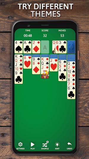 Solitaire Classic Era - Classic Klondike Card Game 1.02.07.02 Screen 9