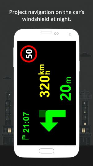 GPS Navigation & Maps Sygic 17.0.7 Screen 3