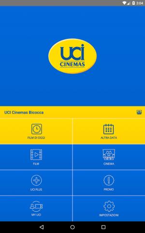 UCI CINEMAS ITALIA 3.1.3 Screen 10