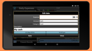 Daily Expenses 2: Personal finance 2.6.74 Screen 11
