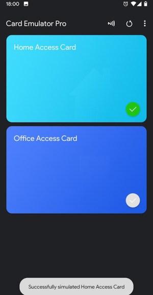 NFC Card Emulator Pro (Root) 6.0.3 Screen 6