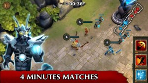 Legendary Heroes MOBA 3.0.57c Screen 3