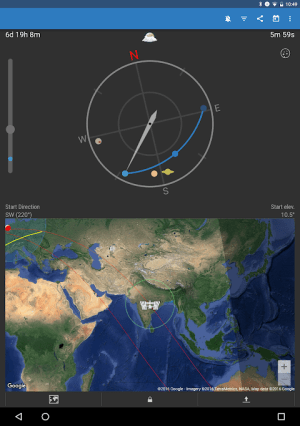 ISS Detector Pro 2.03.61 Pro Screen 8
