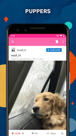 Android Reddit Screen 4