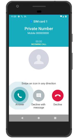 Android Fake Call - Prank Screen 9