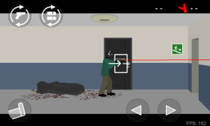 Flat Zombies: Defense & Cleanup 1.7.1 Screen 3