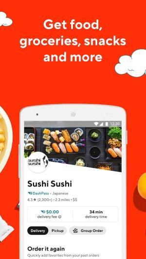 DoorDash - Food Delivery 15.17.5 Screen 4
