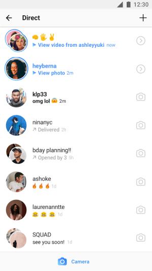 Instagram 24.0.0.2.201 Screen 4