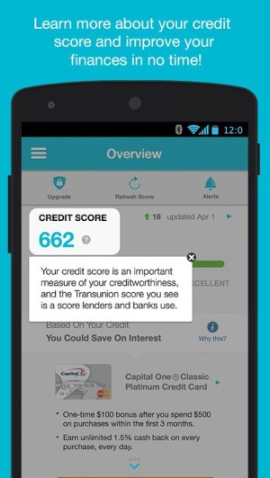 Credit Sesame 3.0.2 Screen 8