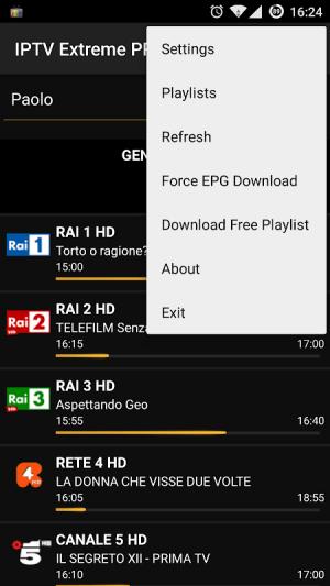 IPTV Extreme Pro 101.0 Screen 9