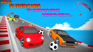 Android Superhero Color Cars (Supercity sim) Screen 3