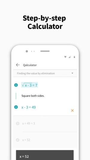 QANDA: 5s Math Solving Search 4.0.18 Screen 6