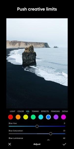 Polarr Photo Editor 6.0.9 Screen 6