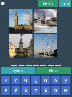 Android 4 fotos 1 ciudad Español Screen 3