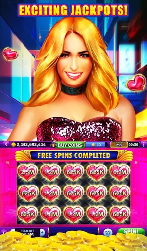 Android Tycoon Casino: Free Vegas Jackpot Slots Screen 6