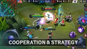 Mobile Legends: Bang bang 1.2.97.3042 Screen 2