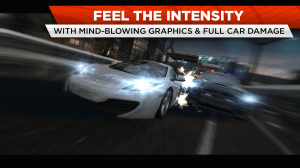 Android Need for Speed™ Most Wanted Screen 1