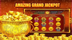 Android Grand Jackpot Slots - Pop Vegas Casino Free Games Screen 1