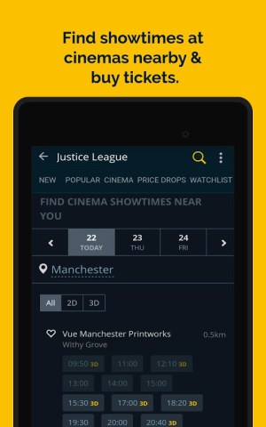 JustWatch - Search Engine for Streaming and Cinema 2.5.13 Screen 18