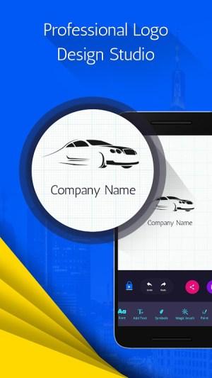 Android Logo Maker & Logo Design Generator Screen 2