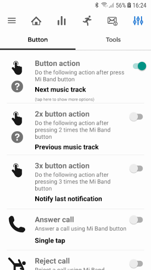 Notify & Fitness for Amazfit 8.17.6c Screen 4