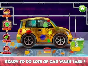 Kids Car Wash Auto Workshop Garage 1.7 Screen 4