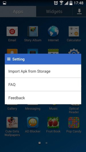 Android AD Blocker Screen 2