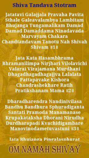 Shiva Tandava Stotram HD 1.0.2 Screen 6