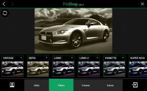 Android PicShop Lite - Photo Editor Screen 9
