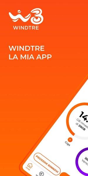 WINDTRE 7.0.6 Screen 2