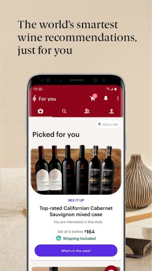Vivino: Buy the Right Wine 8.19.22 Screen 1