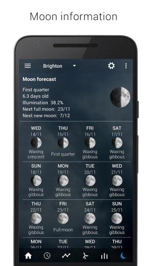 Sense V2 Flip Clock & Weather 5.50.0.1 Screen 9