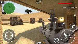 SWAT Shooter 1.2 Screen 1