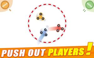 Hand Spinner : 4 players game 10 Screen 1