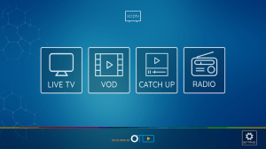 Android XCIPTV PLAYER Screen 5