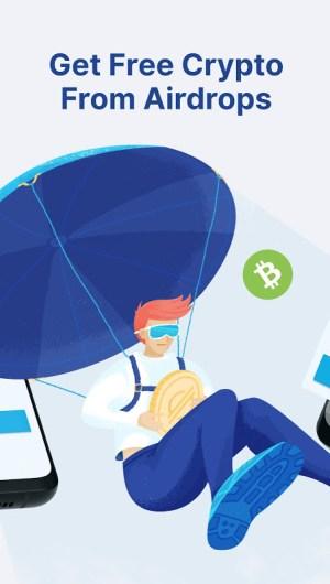 Blockchain Wallet. Bitcoin, Bitcoin Cash, Ethereum 6.27.2 Screen 1