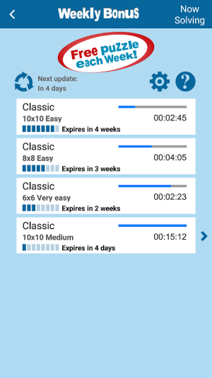 Conceptis SeaBattle 2.0.1 Screen 3
