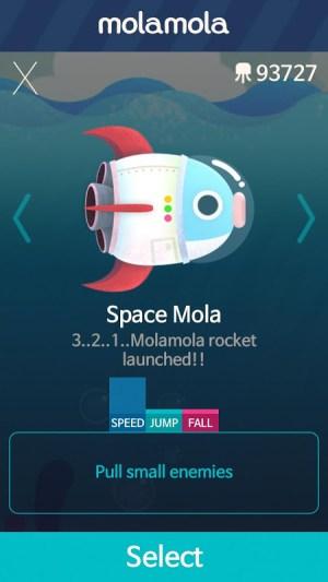 Get Bigger! Mola 1.3 Screen 1