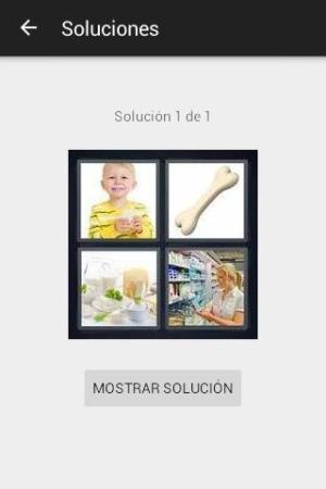 4 Fotos 1 Solución 3.2 Screen 1