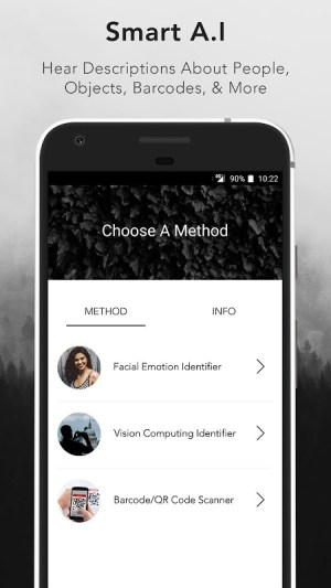 Aivon -  Artificial Intelligence Image Identifier 1.1 Screen 2