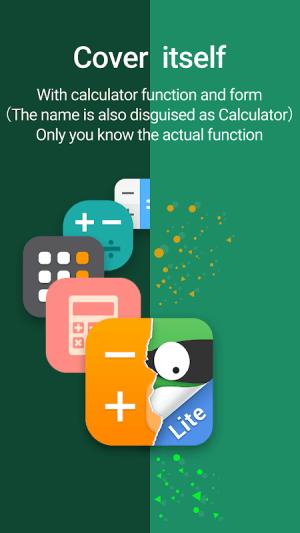App Hider Lite 2.8.2 Screen 3