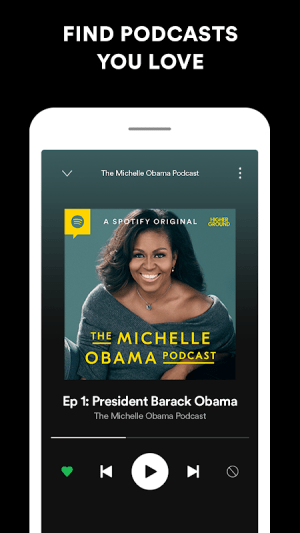 Spotify: Free Music and Podcasts Streaming 8.5.69.834 Screen 5