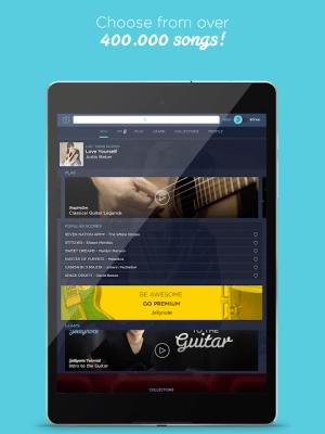 Jellynote - Tabs & Sheet Music 3.3.5 Screen 1
