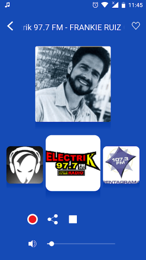 Android Venezuela Radio - Live FM Player Screen 7