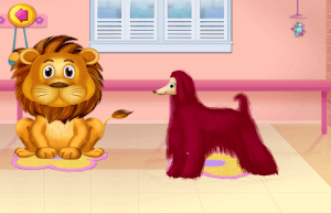 Android Animal and Pet Hair Salon Screen 1