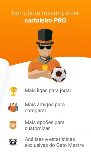 Cartola FC 6.1036.744 Screen 4