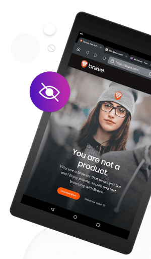 Brave Privacy Browser: Fast, free and safe browser 1.3.2 Screen 13