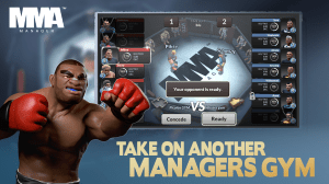 MMA Manager 0.10.2 Screen 3