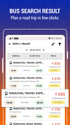 EaseMyTrip – Cheap Flights, Hotels, Bus & Holidays 3.10.2 Screen 2